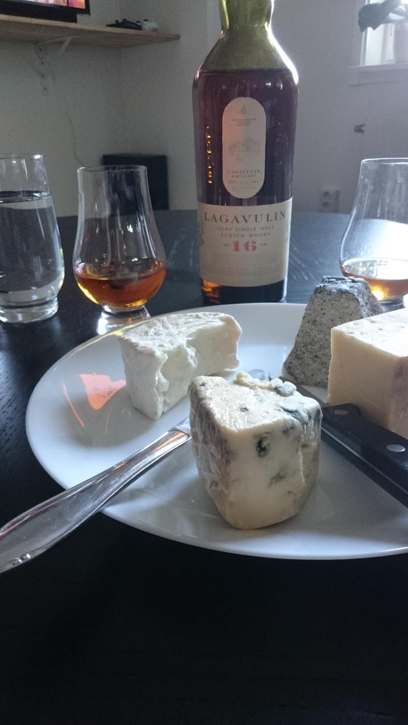 Söndagswhisky med Boltjärnblå